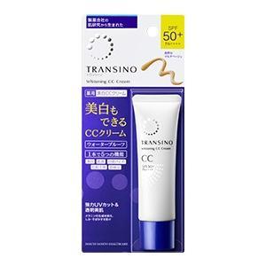 第一三共ヘルスケア トランシーノ 薬用 ホワイトニング CCクリーム (30g) SPF50+ PA...