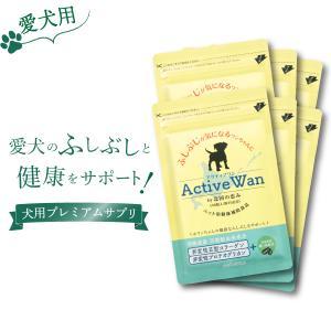 【倍倍ストア】 犬用 サプリ サプリメント プロテオグリカン 緑イ貝 2型コラーゲン 乳酸菌 モリン...