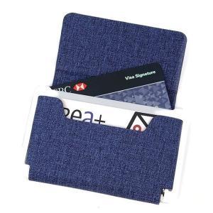 EXCHANGE 名刺入れ カードケース カラフル アルミ 名刺が折れない スタイリッシュ wemug