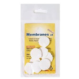 Medela(メデラ)のハーモニー・スイング・シンフォニーなどにお使いいただけるさく乳弁(白い薄膜)...