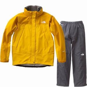 山岳地帯での雨風に対応する、しなやかさと軽さが特徴の上下セットのレインスーツです。  素材は、20デ...