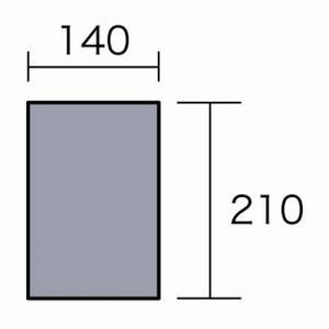 PVCマルチシート220×150 ogawa(オガワ)|west-shop