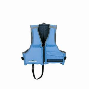 シーサイドフローティングベスト2子供用 CAPTAINSTAG(キャプテンスタッグ)-ブルー west-shop