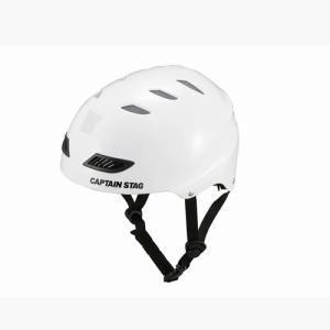 CSスポーツヘルメットEX CAPTAINSTAG(キャプテンスタッグ)-ホワイト west-shop