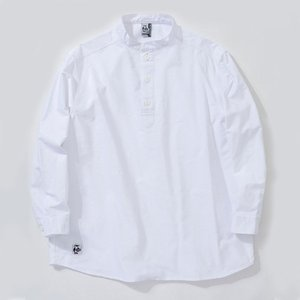 BigHurricaneShirt CHUMS(チャムス)(ビッグハリケーンシャツ)-White|west-shop
