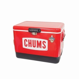 CHUMSSteelCoolerBox54L CHUMS(チャムス)(チャムススチールクーラーボックス54L) -Free|west-shop