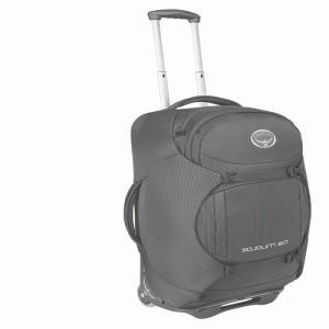空港まで荷物を快適に運んでくれるホイールパック  ・軽快さと快適性を同時に追求した背面システム ・ス...