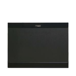 クリップボード 固定できるクリップボード マグフラップ A3タテ型 黒 5077クロ キングジム