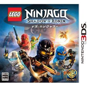 Nintendo 3DS LEGO ニンジャゴー ローニンの影【中古】|westbeeeee