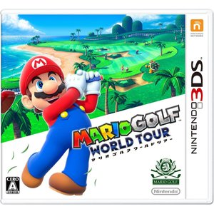 Nintendo 3DS マリオゴルフ ワールドツアー【中古】|westbeeeee
