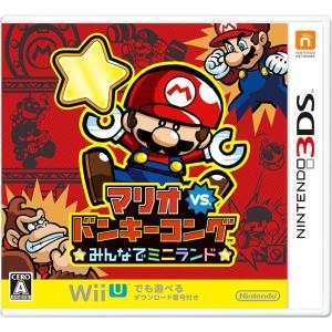 Nintendo 3DS マリオ vs. ドンキーコング みんなでミニランド【中古】 westbeeeee