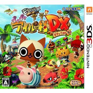 Nintendo 3DS モンハン日記 ぽかぽかアイルー村 DX【中古】|westbeeeee