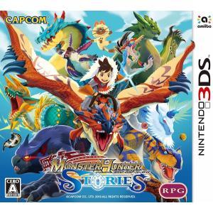 Nintendo 3DS モンスターハンター ストーリーズ【中古】 westbeeeee
