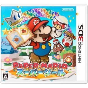 Nintendo 3DS ペーパーマリオ スーパーシール【中古】 westbeeeee