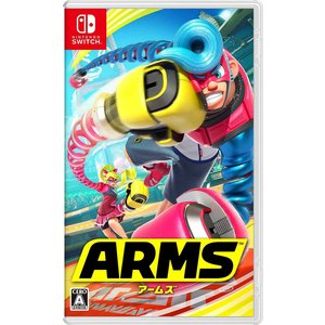 Nintendo Switch ARMS 【中古】|westbeeeee