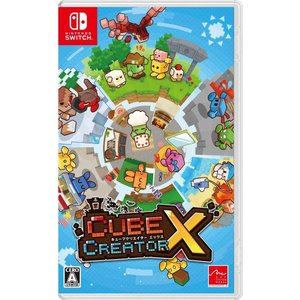Nintendo Switch キューブクリエイターX 【中古】|westbeeeee