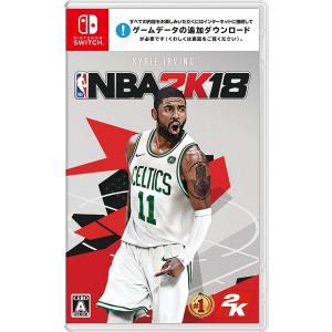 Nintendo Switch NBA 2K18 【中古】|westbeeeee