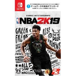 Nintendo Switch NBA 2K19 【中古】|westbeeeee