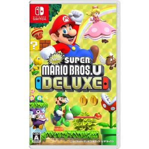 Nintendo Switch New スーパーマリオブラザーズ U デラックス 【中古】|westbeeeee