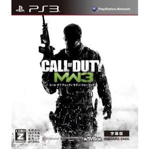 PlayStation 3 Call of Duty: MW3 [字幕版](コール オブ デューティ:モダン・ウォーフェア3) 【中古】 westbeeeee