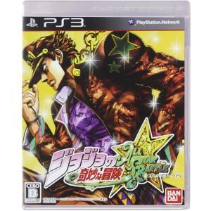 PlayStation 3 ジョジョの奇妙な冒険 オールスターバトル (通常版) 【中古】 westbeeeee
