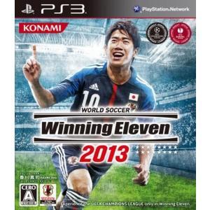 PlayStation 3 ワールドサッカーウイニングイレブン2013【中古】 westbeeeee