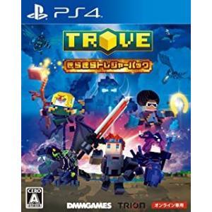 PlayStation 4 Trove(トローヴ) 【中古】|westbeeeee