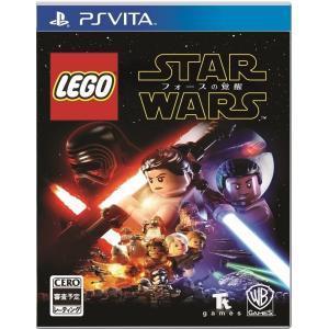 PlayStation VITA  LEGO スター・ウォーズ/フォースの覚醒【中古】|westbeeeee