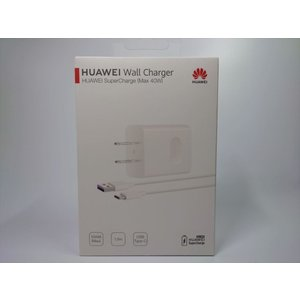 (4)Huawei Wall Charger Max40W Super Chager ファーウェイ アダプター westbeeeee