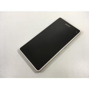 リファービッシュ品 SIMフリー Xperia J1 Compact D5788 ホワイト|westbeeeee