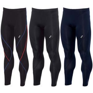 フィットネス スポーツジム メンズ ロングタイツ レギンス FILA/フィラ 445-121|westcoast