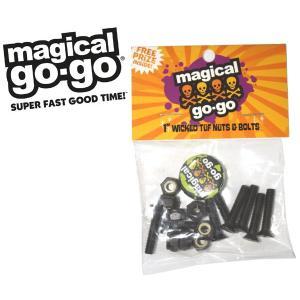 MAGICAL GO GOマジカルゴーゴー NUTS&BOLT 1インチ スクリュー|westcoast