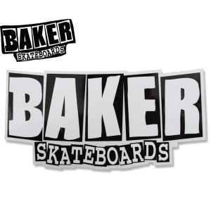 BAKERベイカー ステッカー|westcoast