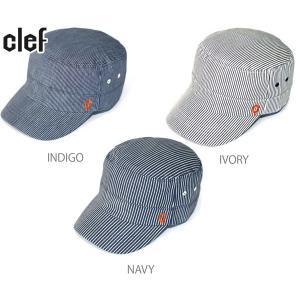ワークキャップ CLEF/クレ HICKORY UNION WORK CAP RB3502  westcoast