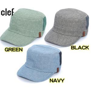 ワークキャップ 帽子 キャップ CLEFクレ RB3452 FLY MESH WORK CAP  westcoast