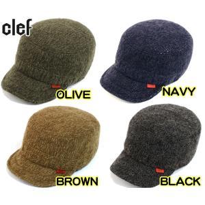 ワークキャップ 帽子 CLEFクレ RB3461 MOUNTAIN KNIT WORK CAP  westcoast