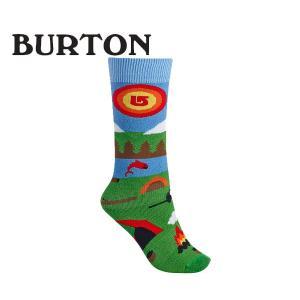 BURTON(バートン) #10074403 YOUTH PARTY SOCK2017fw  ジュニアソックス westcoast
