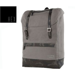 HEXヘックス OUTPOST Clock Backpack HX1376 GREY|westcoast