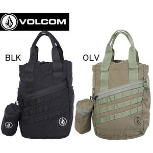 VOLCOMボルコム  D65316JCPACKABLE LIGHT TOTE  トートバッグ|westcoast