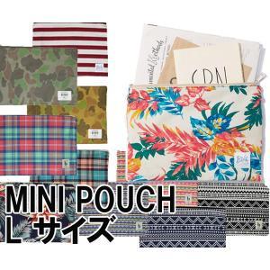 BIMOビモ MINI POUCHミニポーチ Lサイズ|westcoast