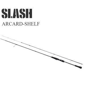 SLASHスラッシュ ARCARD-SHELFアーカードシェルフ ASS-632-ST テッィプラン・イカメタル エギング|westcoast