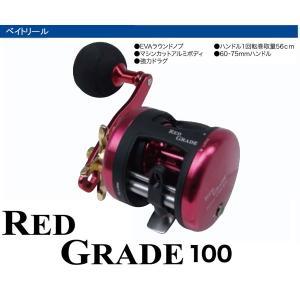 PRO TRUSTプロトラスト  RED GRADEレッドグレード 100 208896 ベイトリール 送料無料 westcoast