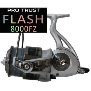 PRO TRUSTプロトラスト FLASH 8000FZ スピニングリール |westcoast