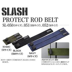 SLASHスラッシュ プロテクト ロッド ベルト SL-051 SMサイズ westcoast