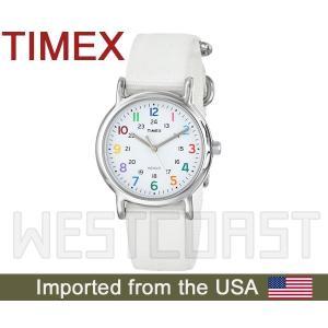 TIMEXタイメックス  ウィークエンダー セントラルパーク ホワイト t2n837  レディース腕時計ウォッチ   送料無料 westcoast