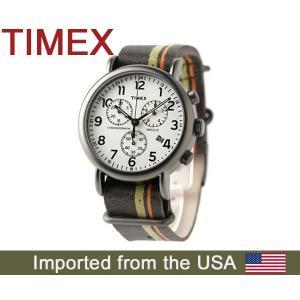 TIMEXタイメックス  ウィークエンダー クロノグラフ  TW2P78000 腕時計ウォッチ  送料無料 westcoast