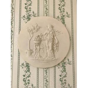 プリンセスなハウススタイリングを演出する壁飾りです。  ※サイズ:φ340×H60(mm)  ※材質...