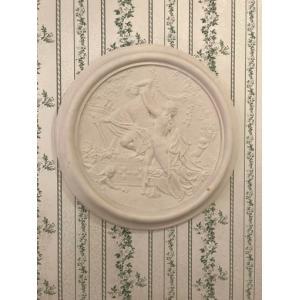 プリンセスなハウススタイリングを演出する壁飾りです。  ※サイズ:φ500×H40(mm)  ※材質...