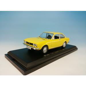 国産名車コレクション 1/43  Vol.232   フィアット 124 クーペ 1971|westpoint