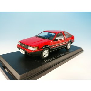 国産名車コレクション 1/43  Vol.81   トヨタ カローラレビン 1983|westpoint